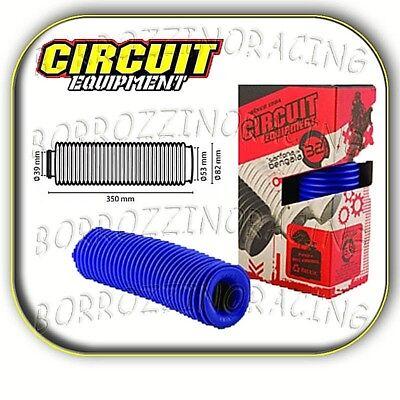 Cuffie a soffietto per forcella 350/x 41/blu