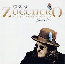Zucchero: the Best of Zucchero Sugar Fornaciari 's Greatest Hits/CD
