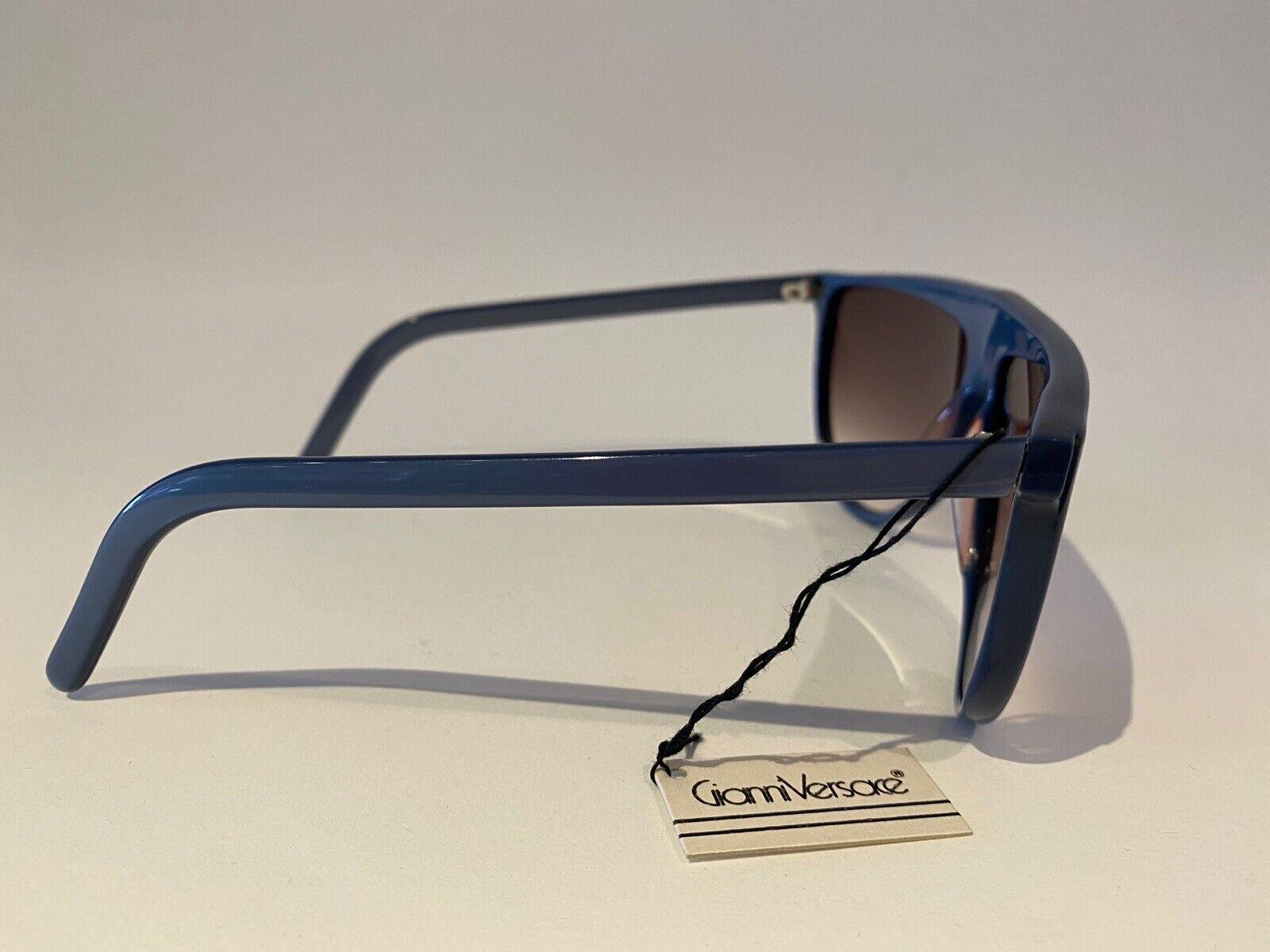 NOS 1980s Unused Vintage Gianni Versace 403 Sungl… - image 3