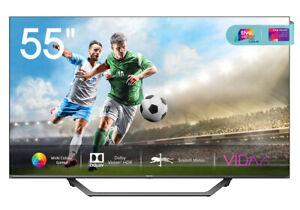 "TV LED Hisense 55A7500F 55 "" Ultra HD 4K Smart HDR VIDAA"