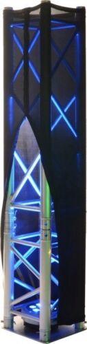 Trusscover 3m schwarz