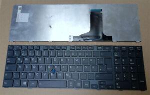 Tastatur Toshiba Tecra W50-A W50-A-114 A50-A A50-A-1D1 A50-A-13M Keyboard QWERTZ