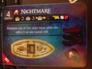 Pirates Davy Jones/' Curse #031 Sargasso Nightmare Pocketmodel CPG NrMint-Mint