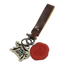 BioShock Devil's Kiss PVC Wax Seal Keychain