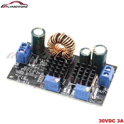 1 Pcs 35W DC 3A Boost Buck Adjustable Step-Up//down Power Supply Converter Module