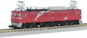 Rokuhan Z gauge T015-1 EF81 type electric locomotive Hokutosei paint