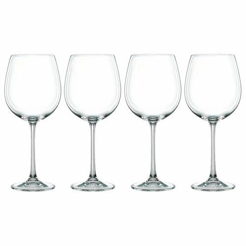 NACHTMANN Serie Vivendi Premium Rotweinpokal 4 Stück Inhalt 727 ml Rotweinglas
