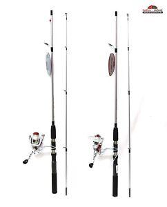 6/' Okuma Boundary Rod /& Spinning Reel Combo ~ New