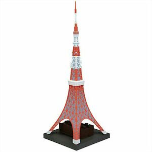 Details about Sofubi Toy Box High Line 003 Tokyo Tower JAPAN Radio Tower  1/1300 Figure