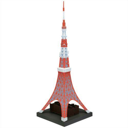Sofubi Toy Box High Line 003 Tokyo Tower JAPAN Radio Tower 1//1300 Figure