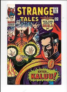 Strange-Tales-148-September-1966-Nick-Fury-Agent-of-SHIELD-origin-Ancient-One