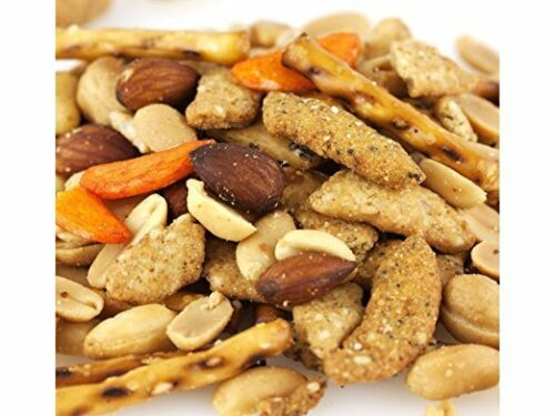 Tailgate Crunch Snack Mix, 2lbs. ~ YANKEETRADERS ~ FREE SHIPPING