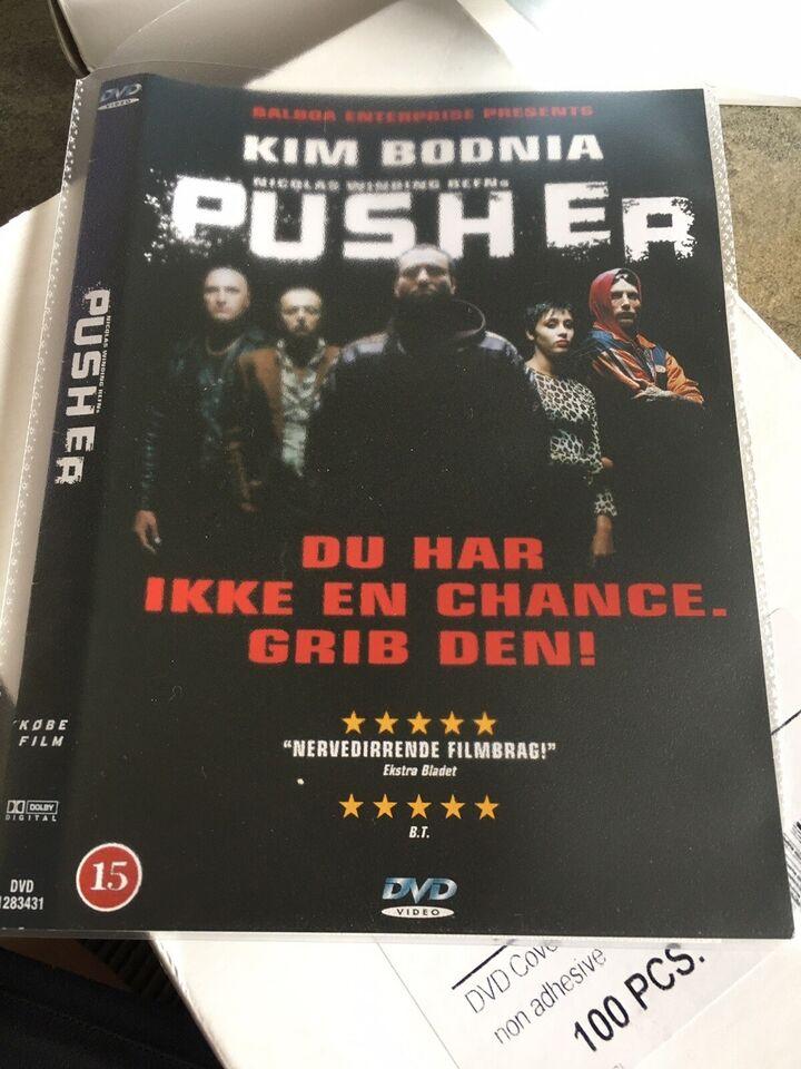 DVD covers, Perfekt