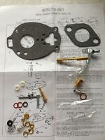 Ford Marvel Schebler Carburetor Kit Carb 800,tsx428,tsx500,tsx551,tsx577