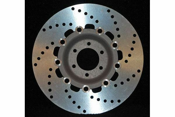 FIT SUZUKI GS 650 GTX/GTZ/GTD/GX/GZ 81>83 EBC RH BRAKE Disc Front