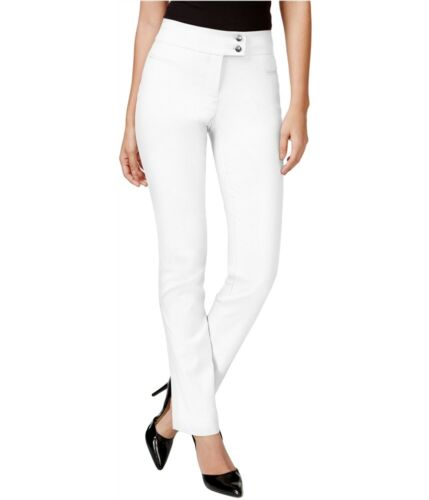 Style/&co Womens Slim Tummy Control Casual Trousers