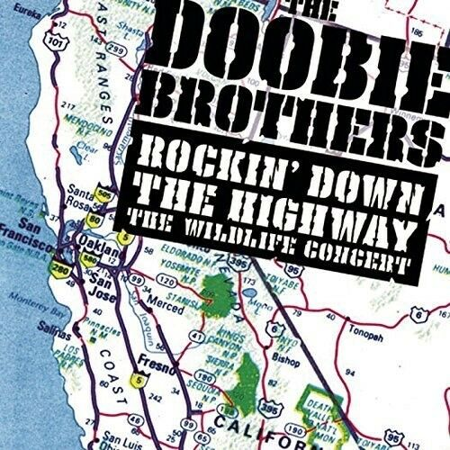 The Doobie Brothers - Rockin Down The Highway [New CD] UK - Import