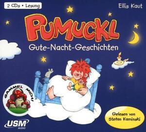 PUMUCKL-GUTE-NACHT-GESCHICHTEN-2-AUDIO-CDS-PUMUCKL-2-CD-NEU