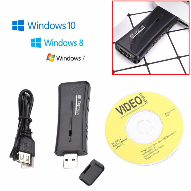 Utv007 driver windows 10