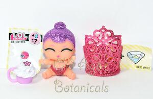 Lol Surprise Lil Sugar Queen Series 3 Doll Lil Sisters Rare Htf