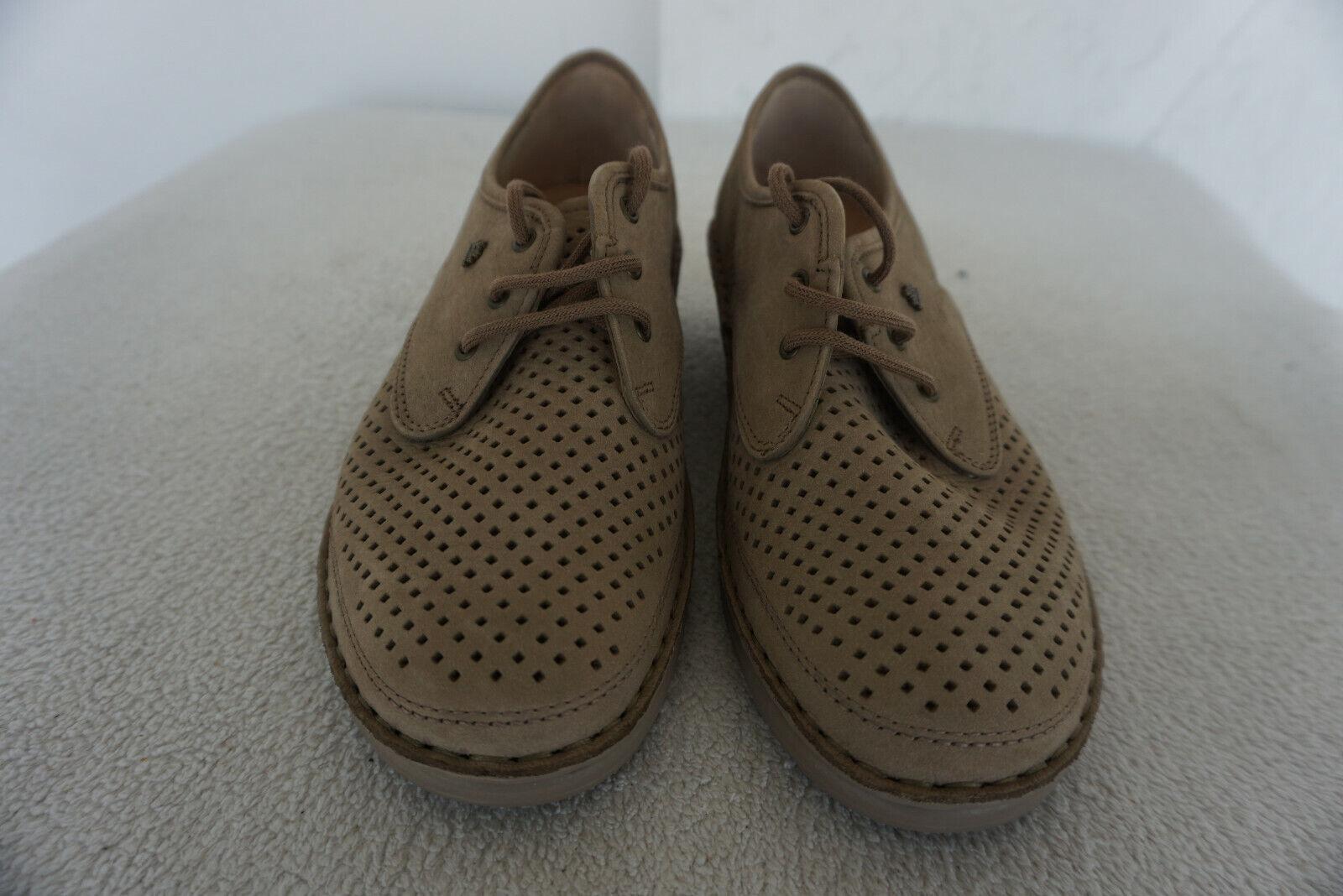FINN COMFORT Palerme Chaussures Avec Dépôts Chaussure Lacée taille 5 38 marron cuir neuf