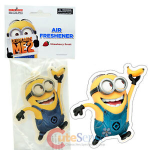 Despicable-Me-Minions-Air-Freshener-Car-Auto-Hanging-Accessories-Banana