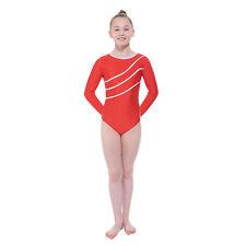 86885d8d8b51 1st Position Velour Gold Hologram Long Sleeved Dance Gymnastics ...