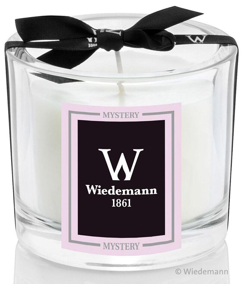 Luxe Parfum Parfum Bougie Mystery 120x110mm dans le verre dans de très raffiné Boite Cadeau New