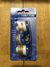 Ge General Electric 15 Amp Time Delay Fuse Type Ttl 3 Pack