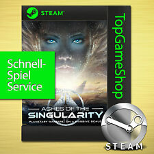 ⭐️ Ashes of the Singularity - Escalation - PC STEAM Download Key Code [Multi] ⭐️