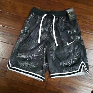 Details about NIKE MENS DRI FIT DNA FLORAL BASKETBALL SHORTS Size Small AR1321 010 Black