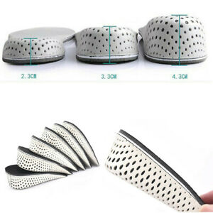 Men-Women-Invisible-Height-Increase-Insoles-Heel-Lift-Taller-Shoe-Inserts-Pad