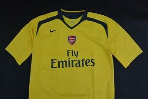 ac54bbb53af GUNNERS 2006 NIKE Arsenal FC Away Shirt SIZE 3XL XXXL (adults ...