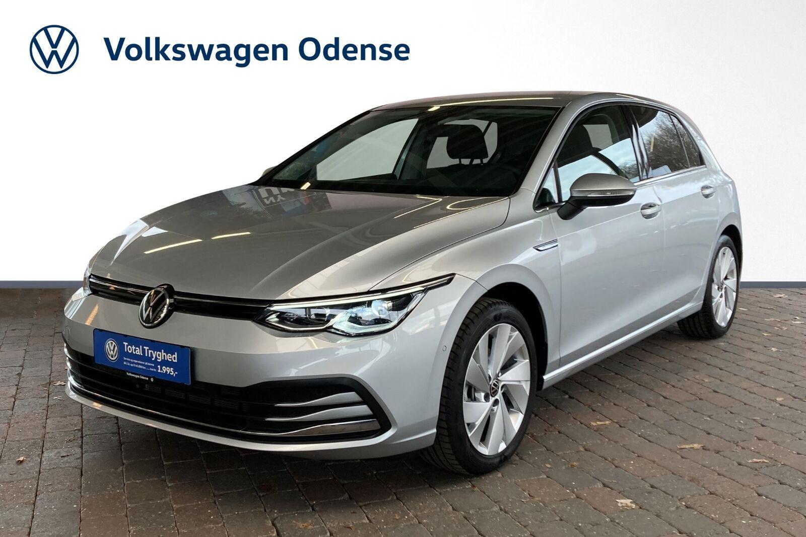 VW Golf VIII 1,5 TSi 150 Style 5d - 299.900 kr.