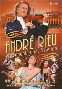 ANDRE-RIEU-At-Schonbrunn-Vienna-DVD-BRAND-NEW-PAL-Region-0