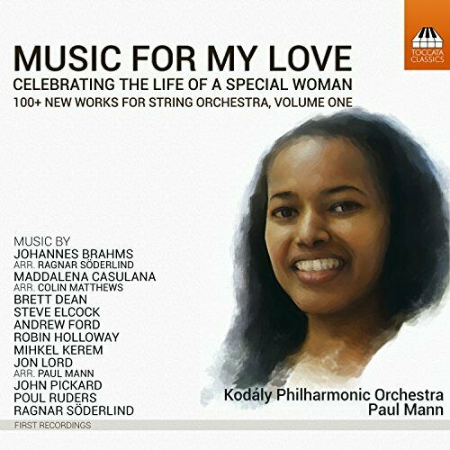 Kodaly PO - Music For My Love [KODALY PHILHARMONIC ORCHESTRA,PAUL [CD]