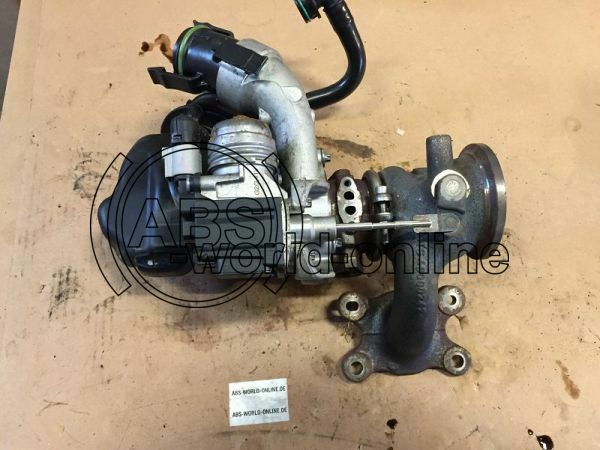 04e145703g Turbocompressore Originali Vw/audi 1.2 Tsi