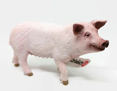 2019 Fashion Schleich Pig Sow Hog Female- New With Tag Attractive Appearance
