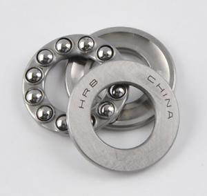 2pcs Axial Ball Thrust Bearing 51204 20mm×40mm×14mm  [SN-T]