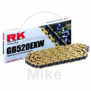 RK-XW-RING-ORO-NERA-520EXW-096-CATENA-APERTA-CON-RIVETTO-A-BATTUTA-794-29-98