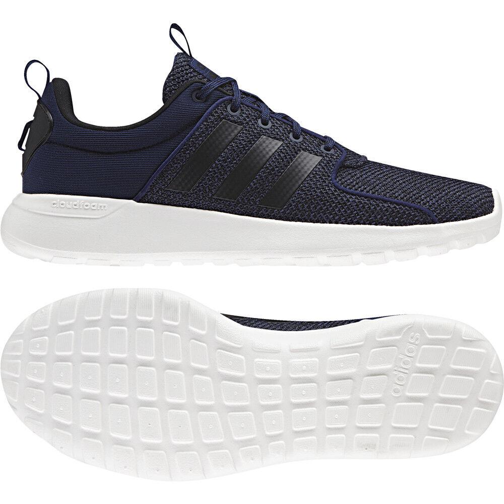 Adidas Nuage de mousse Lite Racer Bleu Foncé B44731 Chaussures De Marche Taille UK 7 - 12