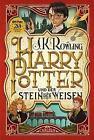 Harry Potter 1 und der Stein der Weisen von J. K. Rowling (2018, Gebundene Ausgabe)