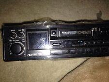 Fujitsu Ten D12R Pull Out Cassette Radio Vintage Rare