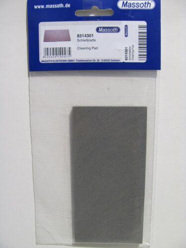 Massoth 8314301 Ersatzschleifplatte 1 Stück für LGB #50040 Neuware mit OVP