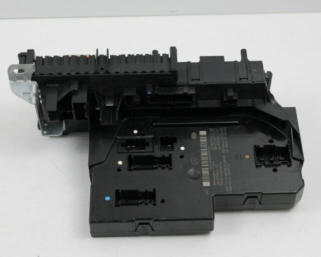 2016 Mercedes Benz Amg Gt S Coupe C190 Fuse Box A1909065700 A1729017003 Oem