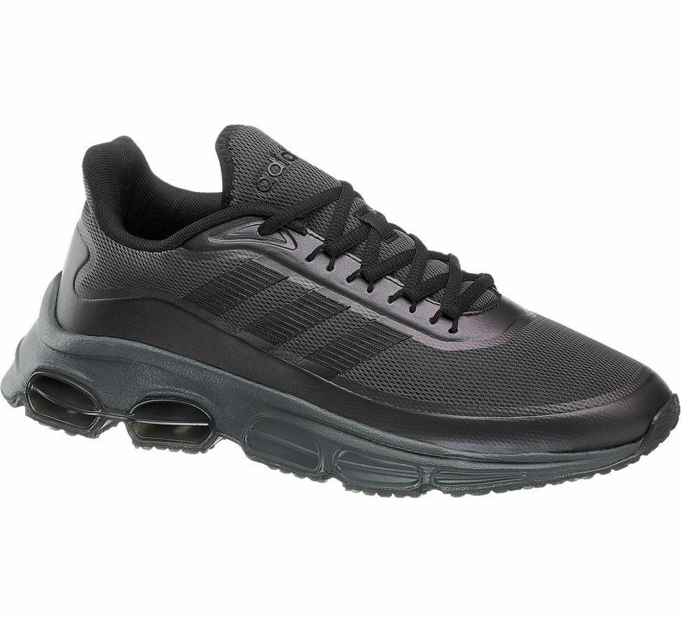 Adidas Damen Turnschuhe QUADCUBE schwarz Neu