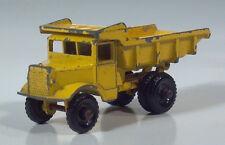 "Vintage Moko Lesney No 6 Quarry Euclid Dump Truck Tipper 2.5"" Scale Model HTF"