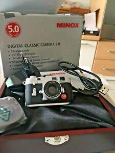Minox-Digital-Classic-Camera-5-0-New