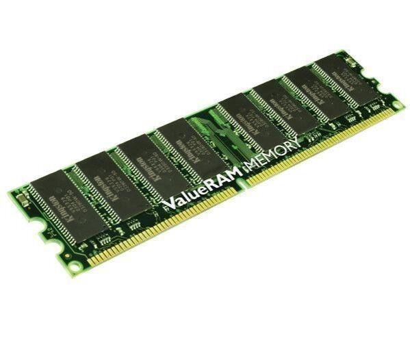Kingston 1 GB 400MHz PC3200 DDR 184 KVR400X64C3A//1G PIN  DIMM Desktop Memory