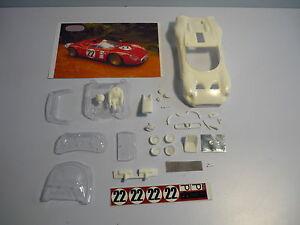 Kit 1/32 Alfa Romeo 33/2  Periscopica &#034;Nürburgring-6<wbr/>7&#034; - Cursa Models
